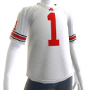 Ohio State White Football Jersey