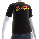 T-shirt logo DuckTales