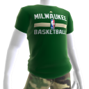 Bucks On-Court Tee