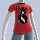 Camiseta Rebel - The Witcher 2
