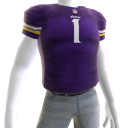 Minnesota 2013 Home Game Jersey