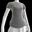 Halo Wars 2: Gray Logo Tee