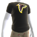 Falcons Gold Trim Tee