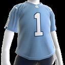 UNC Football Jersey
