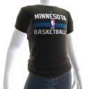Timberwolves On-Court Tee