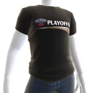Pelicans Playoffs Tee