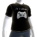 T-shirt joueur