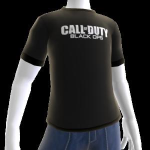 T-Shirt com Logótipo Black Ops