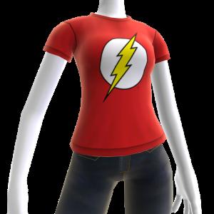 Le T-Shirt Logo de The Flash
