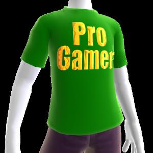 Green Gold Pro Gamer SS Shirt