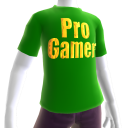 Green Gold Pro Gamer SS Shirt
