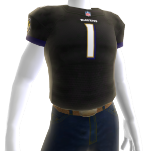 Baltimore Alternate Game Jersey
