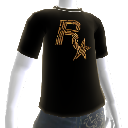 Triko s logem Rockstar Bullet