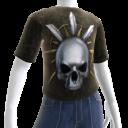 Epic Skull Outlaw 3 Shirt