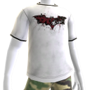 The Dark Knight Rises Batman Logo T-Shirt #2