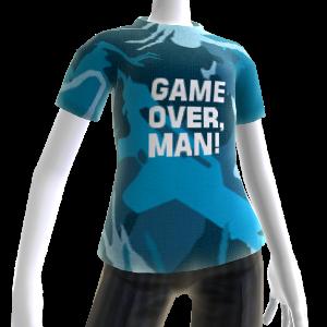 """Game Over, Man"" T-shirt"