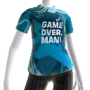 """Game Over, Man"" T-shirt"
