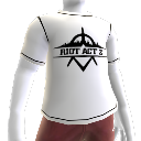 RIOT ACT 2 T シャツ