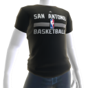 Spurs On-Court Tee