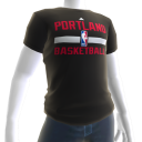 Trail Blazers On-Court Tee