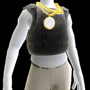 Tactical Bling Vest - Black