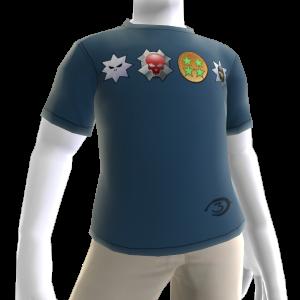 Camiseta Medallas de Halo