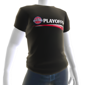 Pistons Playoffs Tee