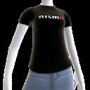 Nismo Black T-Shirt