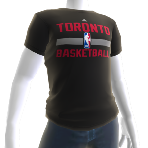 Raptors On-Court Tee