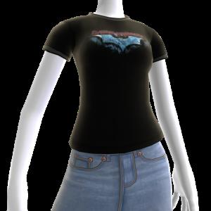 The Dark Knight Rises Batman Logo T-Shirt #1