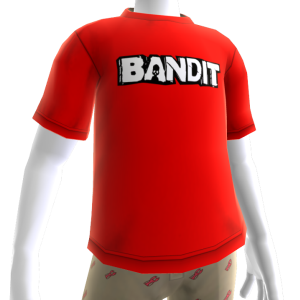 Bandit ロゴシャツ