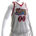 1998-1999 76ers Jersey