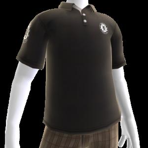 Chelsea Black Polo
