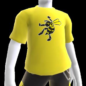 NinjaBee 黃色 T 恤
