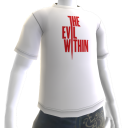 The Evil Within White Shirt