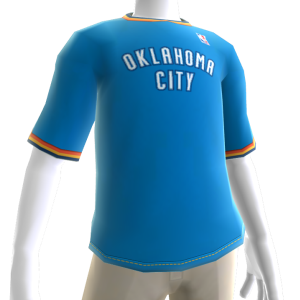 Podkoszulek T- Shirt Oklahoma City