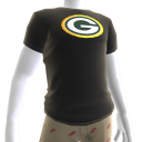 Packers Gold Trim Tee