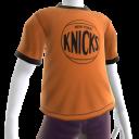 Knicks Hardwood Classic Tee