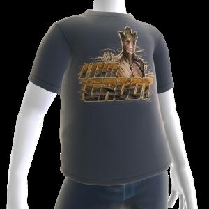 Camiseta de Groot