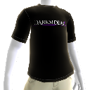 Camiseta com logotipo de Darksiders II