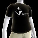 T-Shirt mit Animus-Logo