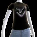 Flying Vampire Bat T-Shirt
