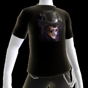 Distinguished Skull Shirt