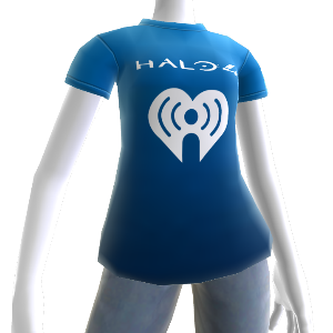 Halo 4 iHeartRadio T-Shirt
