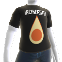 "T-shirt ""Don't Wait - Incinerate!"""