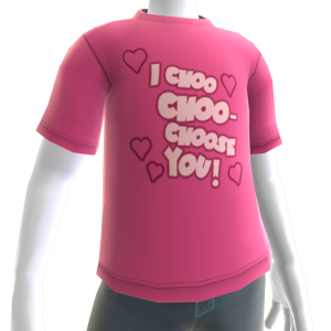 Valentine's - Choo Choo Tee