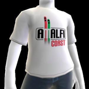 T-shirt circuit Amalfi Coast