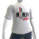 Amalfi Coast Strecken-T-Shirt