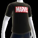 T-shirt logo Marvel