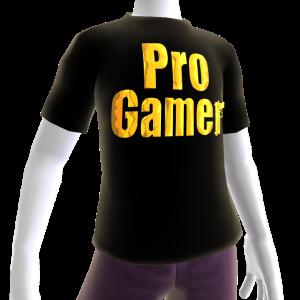 Black Gold Pro Gamer SS Shirt
